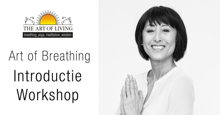 Art of Breathing – Introductie Workshop – Elles Smids
