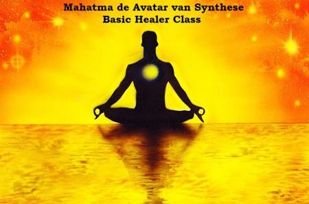 Mahatma Avatar Basic Healer Class