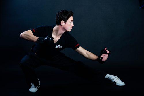 Kung Fu voor kinderen van 8 t/m 12 jaar